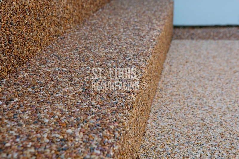pebblestone epoxy in st. louis missouri